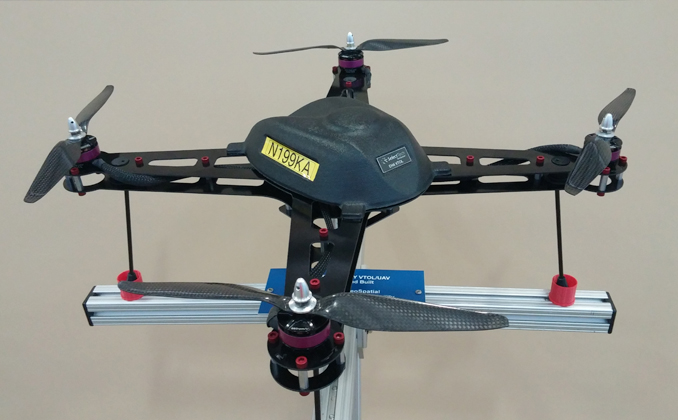 S-UAS Flight Systems